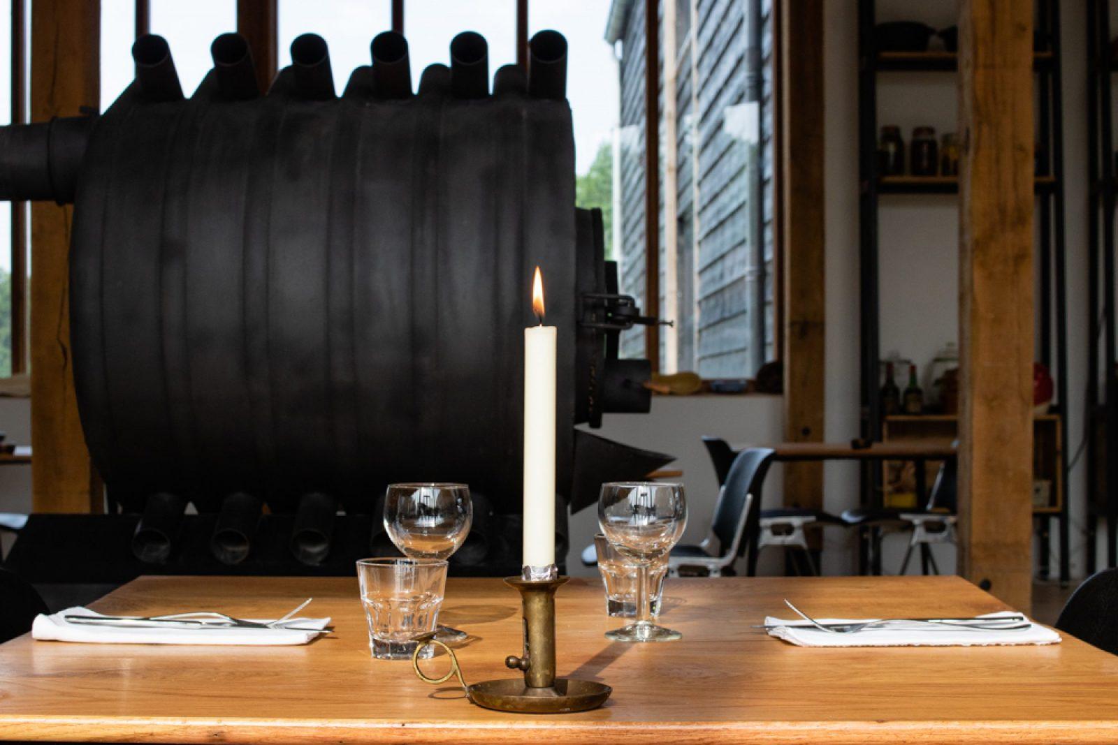Restaurant De 6 Linden