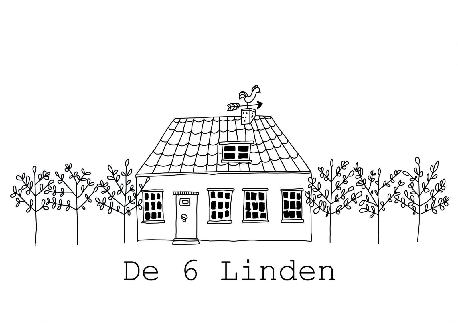 De 6 Linden